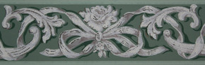 Trimz Vintage Wallpaper Border Empire
