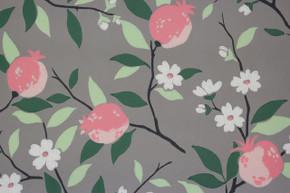 1950's Vintage Wallpaper Peach Blossom