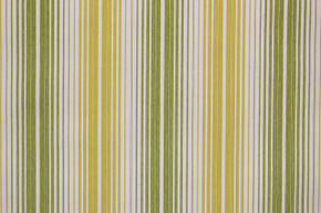 1970's Vintage Wallpaper Green and Chartreuse Stripe