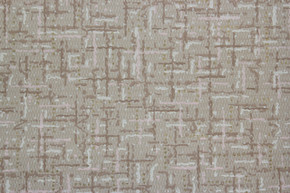 1940's Vintage Wallpaper Brown and Pink Weave Faux Finish