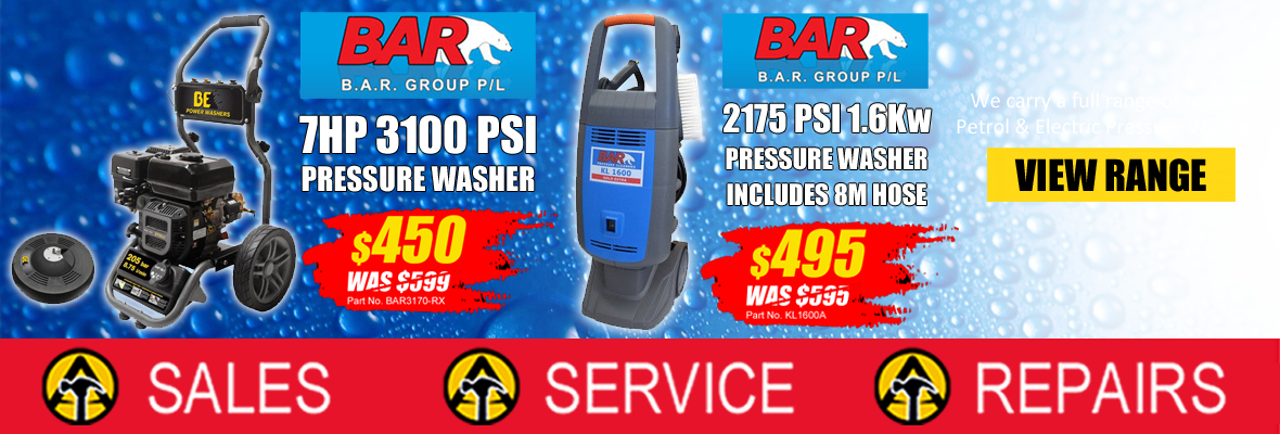 Audel Tools - Pressure Washers