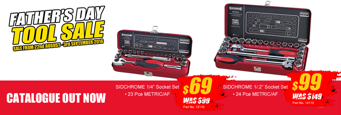 Socket Sets Sidchrome Audel Tools