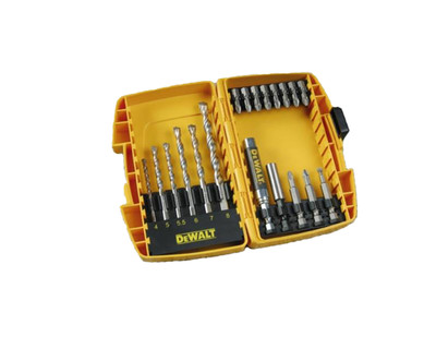 Dewalt DT7928B-QZ Masonry Drill and Screwdriver Bit Set