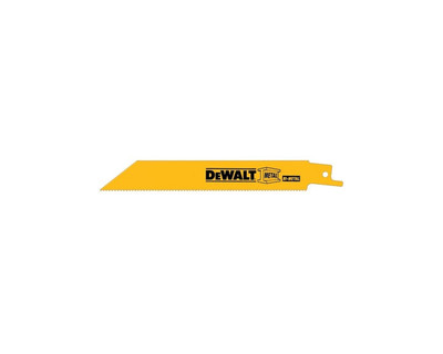 Dewalt DW4807 General Wood Recipro Saw Blades 4'' 14 TPI 5 Pack