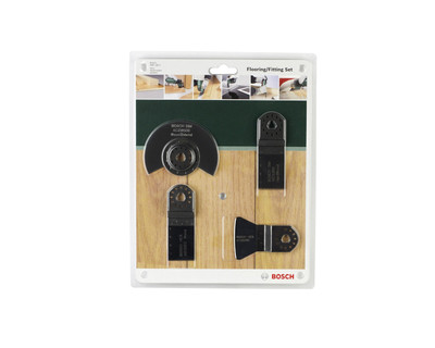 Bosch 2609256979 Flooring Set 4 Pce