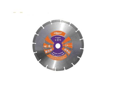"""Clipper UNI-23025 Classic Diamond Blade 230mm (10"""")"""