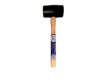 Eclipse EG-12100/32 Mallet Rubber Timber Handle 900g (32oz)