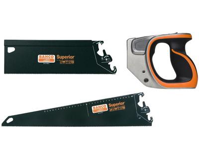 Bahco EX-14-TEN-C Ergo Handsaw System - 2x Blades!
