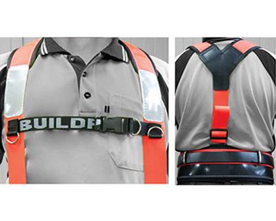 Buildpro Shoulder Brace Hi-Vis LBHAO
