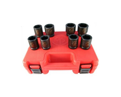 "Chicago Pneumatic SS618 Impact Socket Set 3/4"" 8 Pce"