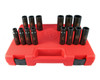 "Chicago Pneumatic SS4114D Impact Socket Set Deep 1/2"" 14 Pce"