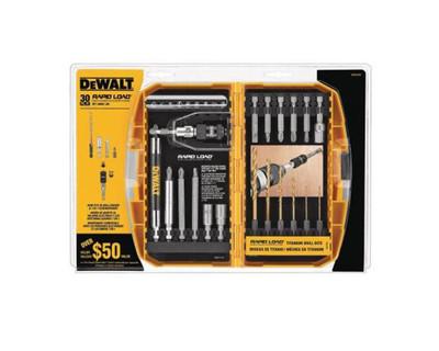 Dewalt DW2520F Rapid Load 30 Pce Quick Change Set