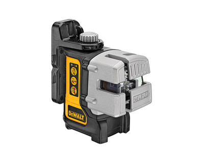 Dewalt DW089K-XE Self Levelling 3 Beam Laser Level