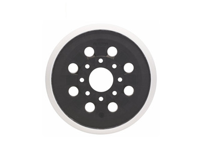 Bosch 2608000349 Sanding Plate for Random Orbital Med 125mm