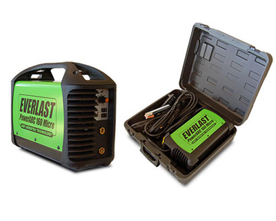 Everlast PowerARC 160 Micro Arc Stick Welder