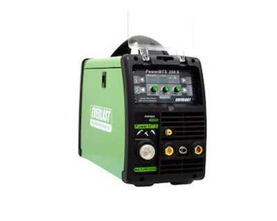 Everlast Power MTS 200S Synergic MIG/TIG/STICK Welder