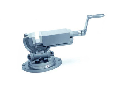 Dawn 61523 3 Way Tilting Vice Super Precision 125mm