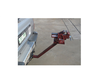 Dawn 62162 Vehicle Mounted Vice Stand Haymon Reece Towbar Type