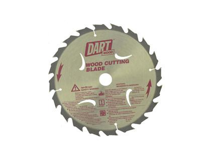 Dart Wood Cutting 160mm dia x 20mm bore x 20T