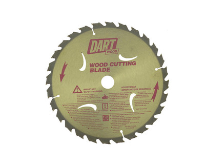 Dart Wood Cutting 160mm dia x 20mm bore x 28T