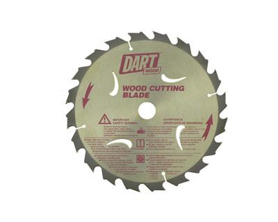 Dart Wood Cutting 210mm dia x 25mm bore x 20T