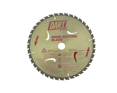 Dart Wood Cutting 210mm dia x 25mm bore x 40T
