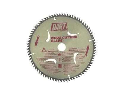 Dart Wood Cutting 210mm dia x 25mm bore x 80T.