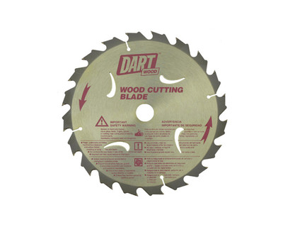 Dart Wood Cutting 235mm dia x 25mm bore x 20T