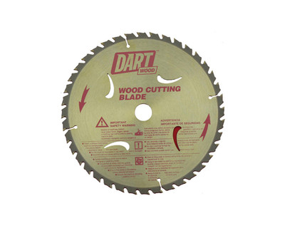 Dart Wood Cutting 235mm dia x 25mm bore x 40T