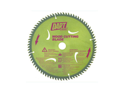 Dart Wood Cutting 235mm dia x 25mm bore x 80T