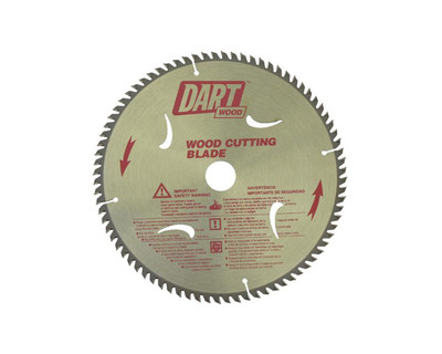 Dart Wood Cutting 250mm dia x 30mm bore x 80T