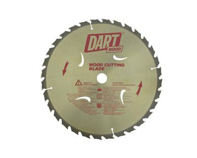 Dart Wood Cutting 305mm dia x 25.40mm bore x 32T