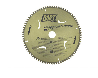 Dart Aluminium Cutting 250mm dia x 30mm bore x 80T