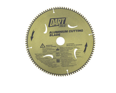 Dart Aluminium Cutting 250mm dia x 30mm bore x 100T