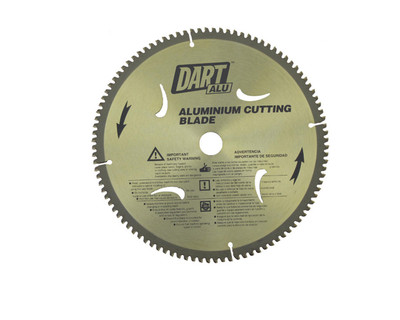 Dart Aluminium Cutting 255mm dia x 25mm bore x 100T