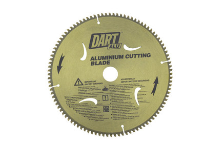 Dart Aluminium Cutting 300mm dia x 30mm bore x 100T