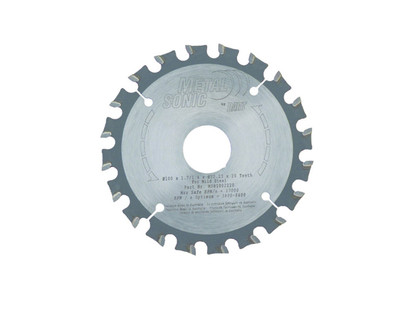Dart Metal Cutting 100mm dia x 22mm bore 20T