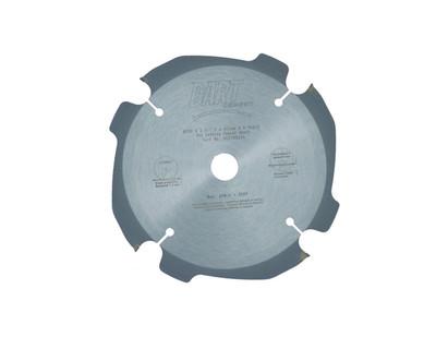 Dart Fibre Cement Sheet 160mm dia x 20mm bore x 4T