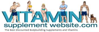 Vitamin Supplement Website