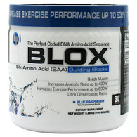 BPI Blox Blue Raspberry: 30 Servings