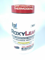Roxylean: ( BPI Sports Roxylean ) Weight Loss Thermogenic : 66 Capsule Bottle