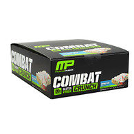 Muscle Pharm Hybrid Series Combat Crunch Birthday Cake: 12 Bars
