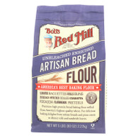Bob's Red Mill Artisan Bread Flour - 5 lb - Case of 4