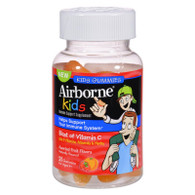 Airborne Vitamin C Gummies for Kids - Fruit - 21 Count