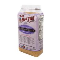 Bob's Red Mill Coarse Turbinado Sugar - 28 oz - Case of 4