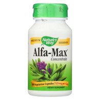 Nature's Way Alfa-Max 10X Concentrate - 100 Capsules