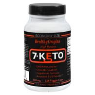 Healthy Origins 7-Keto DHEA Metabolite - 100 mg - 120 Vegetarian Capsules