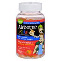 Airborne Vitamin C Gummies for Kids - Fruit - 42 Count
