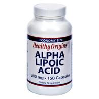 Healthy Origins Alpha Lipoic Acid - 300 Mg - 150 Caps