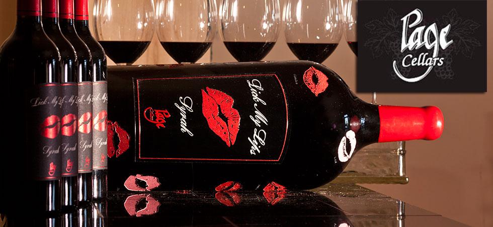 Lick My Lips Syrah image
